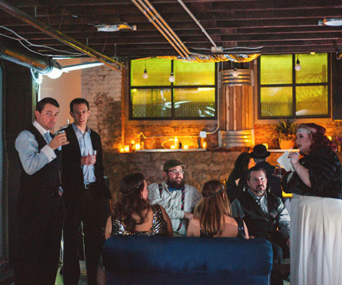 Speakeasy Party - The Cellar at Terminus 330