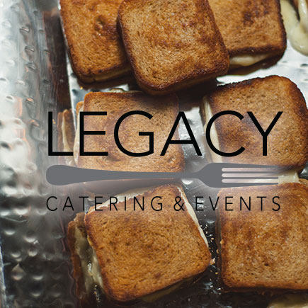 Legacy Catering and Events - Terminus 330 Preferred Vendor